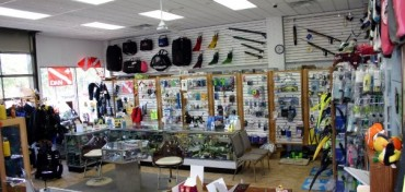 Dive Equipment & Scuba Shop