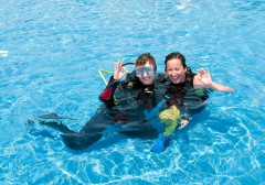 Learn to Scuba Dive or Advance to Pro