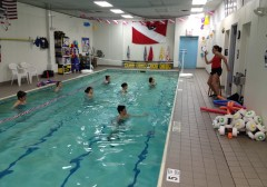 Swim and Scuba Heated Pool: Center for Aquatics Training