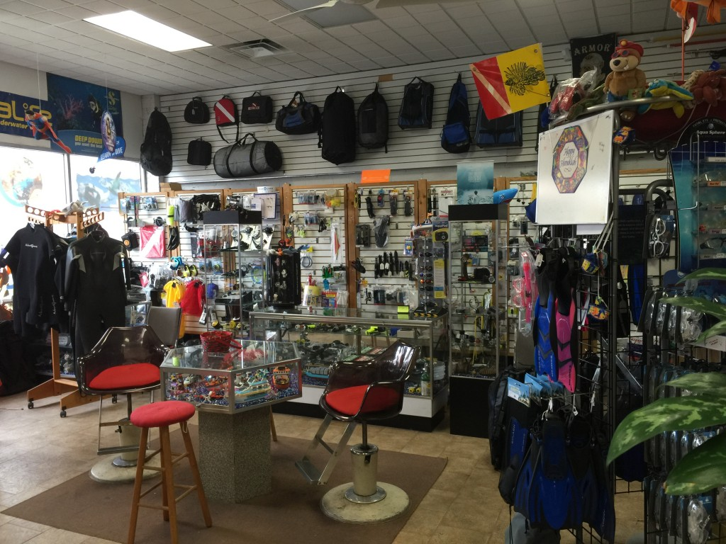 Swim and Scuba, Diving Supply Store in Long Island, NY