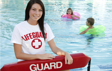 Red Cross lifeguard class New York